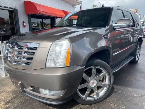 2013 Cadillac Escalade for sale at MATRIX AUTO SALES INC in Miami FL