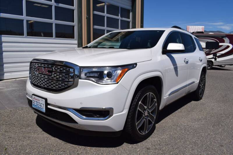 2017 GMC Acadia for sale at Global Elite Motors LLC in Wenatchee WA