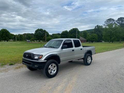 2004 Toyota Tacoma for sale at Tennessee Valley Wholesale Autos LLC in Huntsville AL