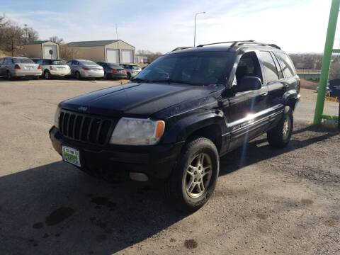 2000 Jeep Grand Cherokee for sale at Independent Auto in Belle Fourche SD