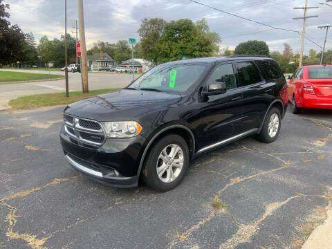 2011 Dodge Durango for sale at GENE AND TONYS DEMOTTE AUTO SALES in Demotte IN