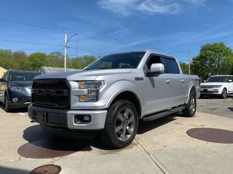 2015 Ford F-150 for sale at First Hot Line Auto Sales Inc. & Fairhaven Getty in Fairhaven MA