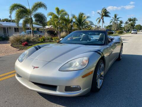 2007 Chevrolet Corvette for sale at Car Girl 101 in Oakland Park FL
