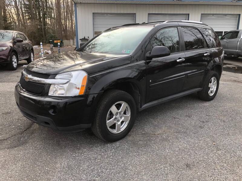 2008 Chevrolet Equinox for sale at Manny's Auto Sales in Winslow NJ