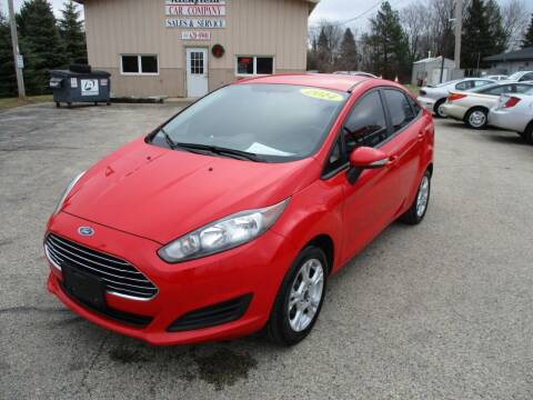 2014 Ford Fiesta for sale at Richfield Car Co in Hubertus WI