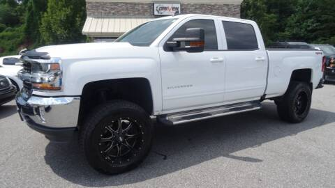 2017 Chevrolet Silverado 1500 for sale at Driven Pre-Owned in Lenoir NC