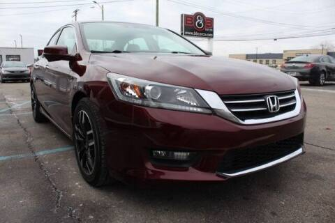 2014 Honda Accord for sale at B & B Car Co Inc. in Clinton Twp MI
