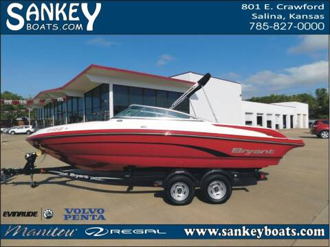2009 Bryant 210 for sale at SankeyBoats.com in Salina KS