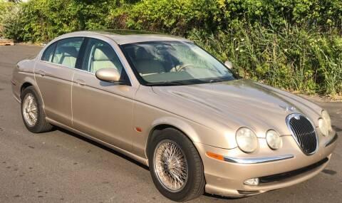2004 Jaguar S-Type for sale at Z Motorz Company in Philadelphia PA