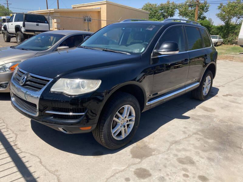 2009 Volkswagen Touareg 2 for sale in El Paso, TX