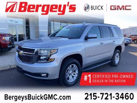 2020 Chevrolet Tahoe for sale at Bergey's Buick GMC in Souderton PA