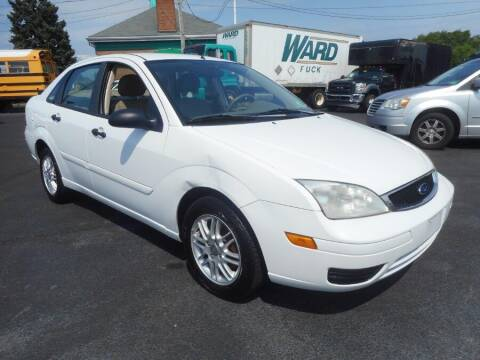2005 Ford Focus for sale at Integrity Auto Group in Langhorne PA