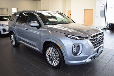 2020 Hyundai Palisade for sale at BMW OF NEWPORT in Middletown RI