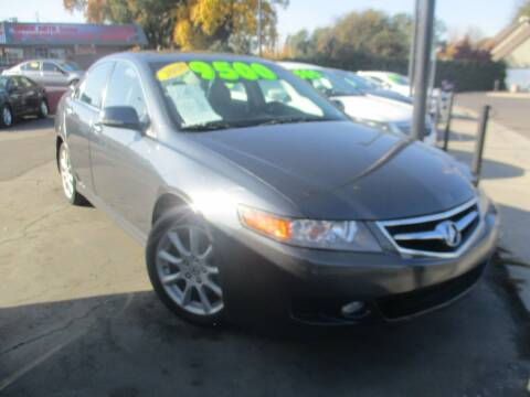2008 Acura TSX for sale at Quick Auto Sales in Modesto CA