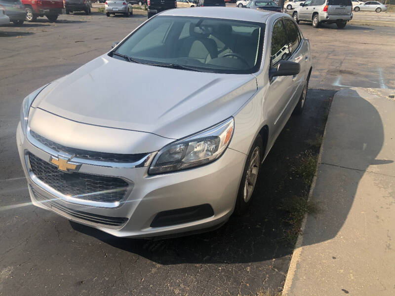 2014 Chevrolet Malibu for sale at D and D All American Financing in Warren MI