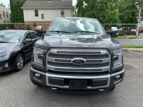 2016 Ford F-150 for sale at Buy Here Pay Here Auto Sales in Newark NJ