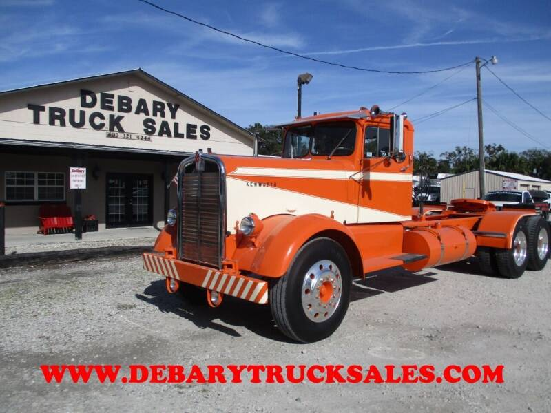 1954 Kenworth CC523 for sale at DEBARY TRUCK SALES in Sanford FL
