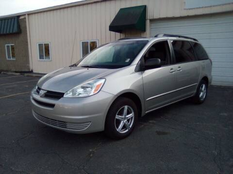 2004 Toyota Sienna for sale at Great Lakes AutoSports in Villa Park IL