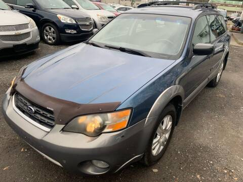 2005 Subaru Outback for sale at CAR STOP INC in Duluth GA