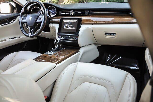 2017 Maserati Quattroporte S GranLusso 4dr Sedan - Atlanta GA