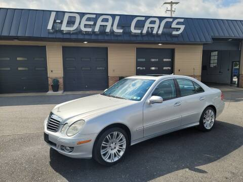 2008 Mercedes-Benz E-Class for sale at I-Deal Cars in Harrisburg PA