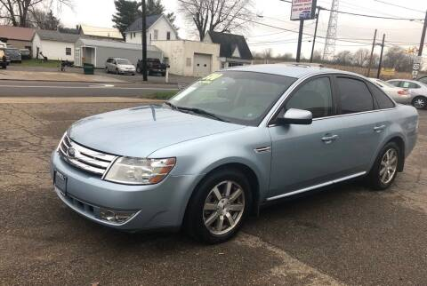 2009 Ford Taurus for sale at Grims Auto Sales in North Lawrence OH