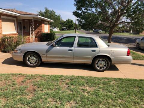 2010 Mercury Grand Marquis for sale at STANLEY FORD ANDREWS Buy Here Pay Here in Andrews TX