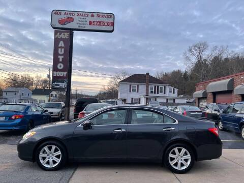 2009 Lexus ES 350 for sale at 401 Auto Sales & Service in Smithfield RI