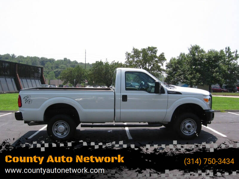 2015 Ford F-250 Super Duty for sale at County Auto Network in Ballwin MO