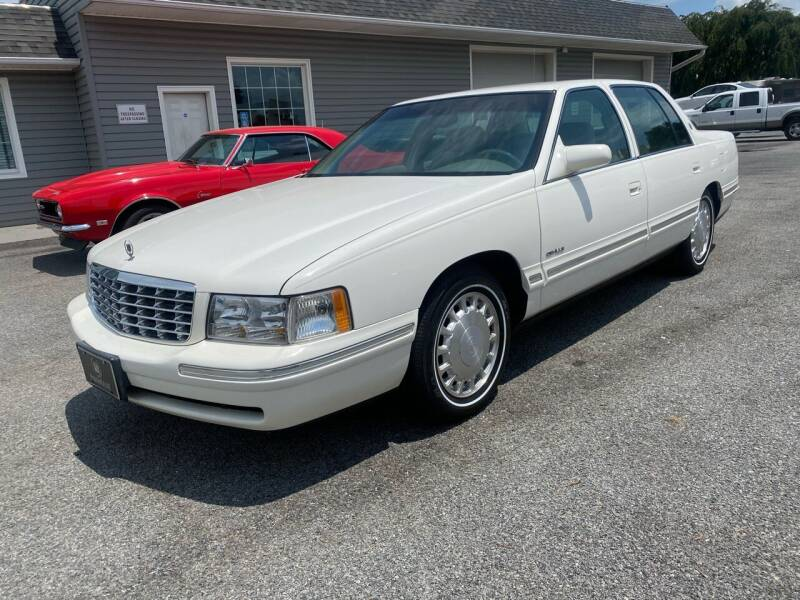 1999 Cadillac DeVille for sale at Drivers Auto Sales in Boonville NC