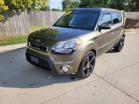 2012 Kia Soul for sale at Harold Cummings Auto Sales in Henderson KY