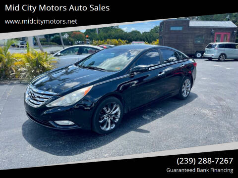 2011 Hyundai Sonata for sale at Mid City Motors Auto Sales in Fort Myers FL