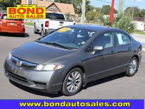 2009 Honda Civic for sale at Bond Auto Sales in St Petersburg FL