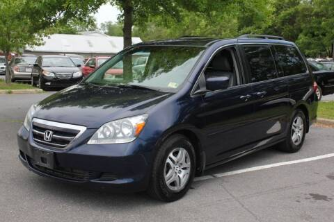 2007 Honda Odyssey for sale at Auto Bahn Motors in Winchester VA
