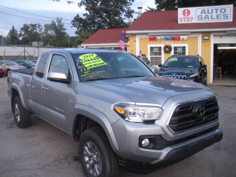 2019 Toyota Tacoma for sale at One Stop Auto Sales in North Attleboro MA