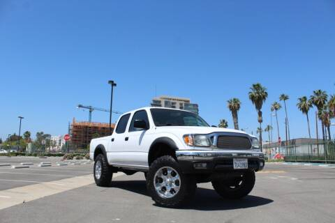 2004 Toyota Tacoma for sale at Good Vibes Auto Sales in North Hollywood CA