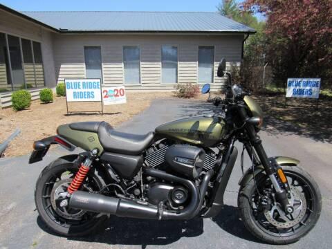2017 Harley-Davidson 750 Sreet Rod for sale at Blue Ridge Riders in Granite Falls NC