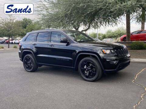 2020 Jeep Grand Cherokee for sale at Sands Chevrolet in Surprise AZ