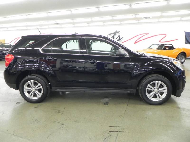 2014 Chevrolet Equinox for sale at 121 Motorsports in Mt. Zion IL
