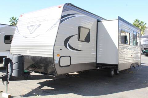 2017 Keystone Hideout 272 LHS for sale at Rancho Santa Margarita RV in Rancho Santa Margarita CA