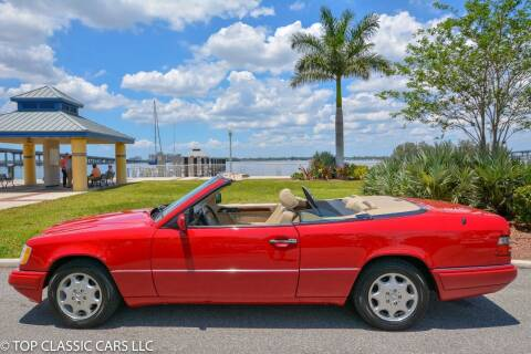 1995 Mercedes-Benz E-Class for sale at Top Classic Cars LLC in Fort Myers FL