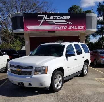 2007 Chevrolet Tahoe for sale at Fletcher Auto Sales in Augusta GA