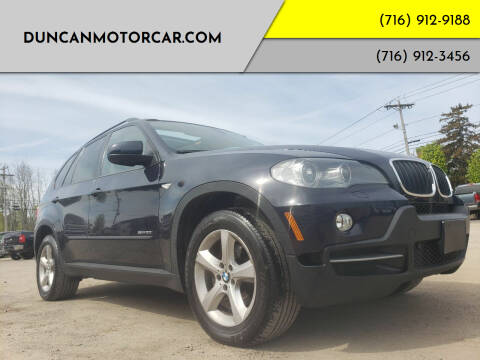 2010 BMW X5 for sale at DuncanMotorcar.com in Buffalo NY