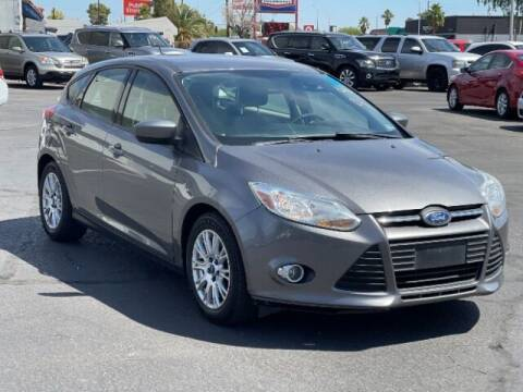 2012 Ford Focus for sale at Brown & Brown Wholesale in Mesa AZ