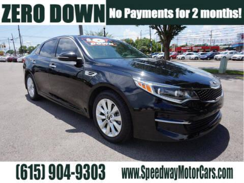 2017 Kia Optima for sale at Speedway Motors in Murfreesboro TN