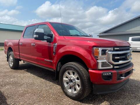2020 Ford F-350 Super Duty for sale at FAST LANE AUTOS in Spearfish SD