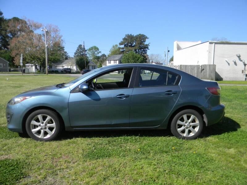 2010 Mazda MAZDA3 for sale at SeaCrest Sales, LLC in Elizabeth City NC