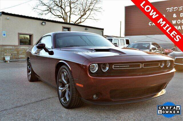 2018 Dodge Challenger for sale at LAKESIDE MOTORS, INC. in Sachse TX
