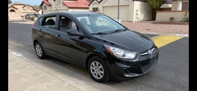 2012 Hyundai Accent for sale at EV Auto Sales LLC in Sun City AZ