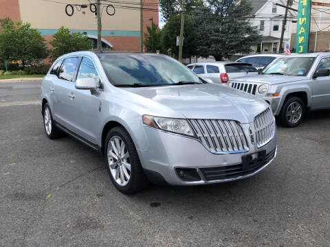 2010 Lincoln MKT for sale at 103 Auto Sales in Bloomfield NJ